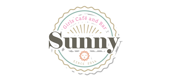 Girls Cafe and Bar Sunny(サニー)ロゴ
